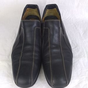 Cole Haan Black Loafers w/Nike Air Size 10.5
